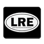 Official Destination LRE (TM) Mousepad