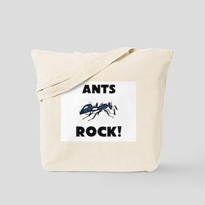 Ants Rock! Tote Bag