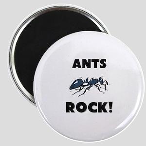 Ants Rock! Magnet