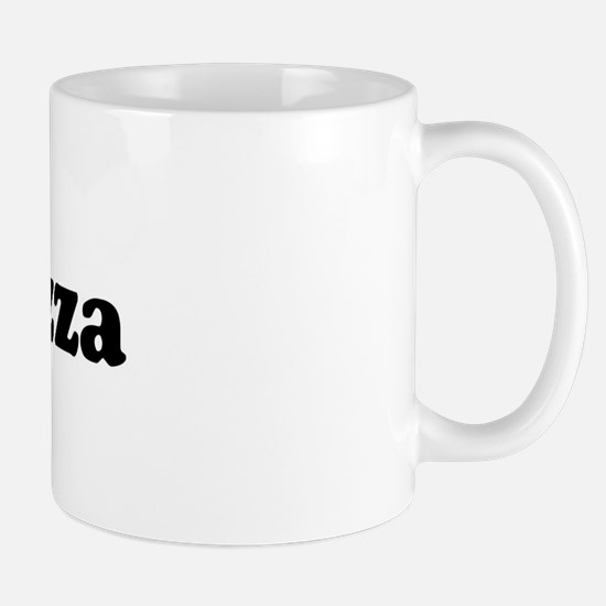 I Love Pizza Mug