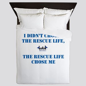 Rescue Life Queen Duvet
