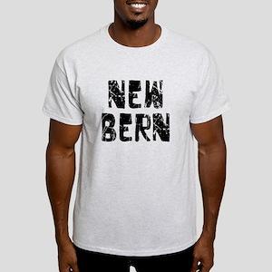 New Bern Faded (Black) Light T-Shirt
