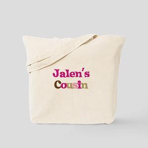 Jalen's Cousin Tote Bag