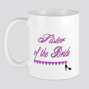 Sister of the Bride Mug