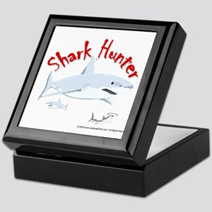 Shark Hunter 2 Keepsake Box