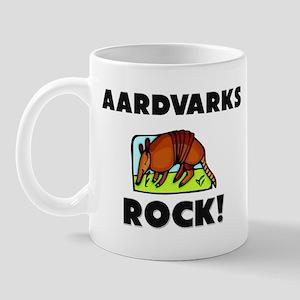Aardvarks Rock! Mug