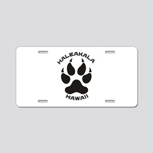 Haleakala - Hawaii Aluminum License Plate