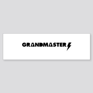 GMF Logo Bumper Sticker