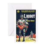 "Greeting (10)-""I, Robot"""