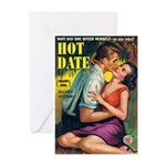 """Greeting (10)-""""Hot Date"""""""