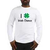Irish dance Long Sleeve T-shirts