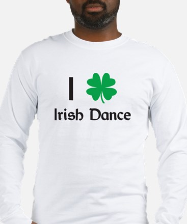Irish Dance Long Sleeve T-Shirt