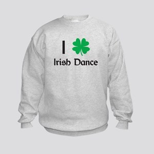 Irish Dance Kids Sweatshirt