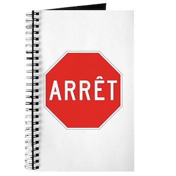Stop, Quebec (CA) Journal