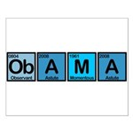Obama Elements Small Poster