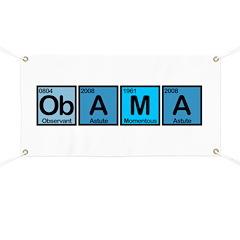 Obama Elements Banner
