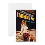"Greeting (10)-""Teacher's Pet"""