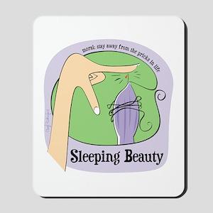Sleeping Beauty: A Modern Fairy Tale Mousepad