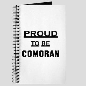 Proud To Be Comoran Journal