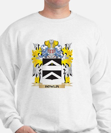 Howlin Coat of Arms - Family Crest Sweatshirt