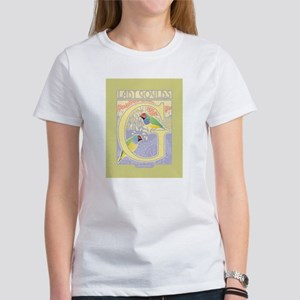 Lady Gouldian Finch Women's T-Shirt