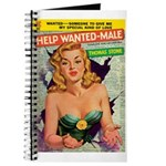 "Pulp Journal - ""Help Wanted Male"""