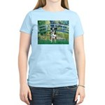 Bridge / Catahoula Leopard Dog Women's Light T-Shi