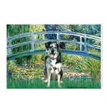 Bridge / Catahoula Leopard Dog Postcards (Package