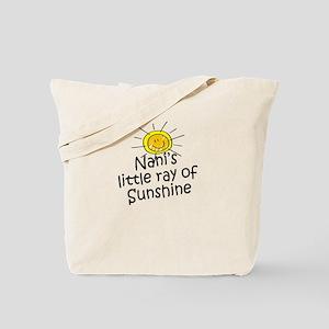 Nani's Sunshine Tote Bag