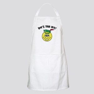 Who is Your Opa? BBQ Apron