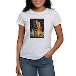 MidEve - Catahoula Leopard Women's T-Shirt