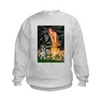 MidEve - Catahoula Leopard Kids Sweatshirt