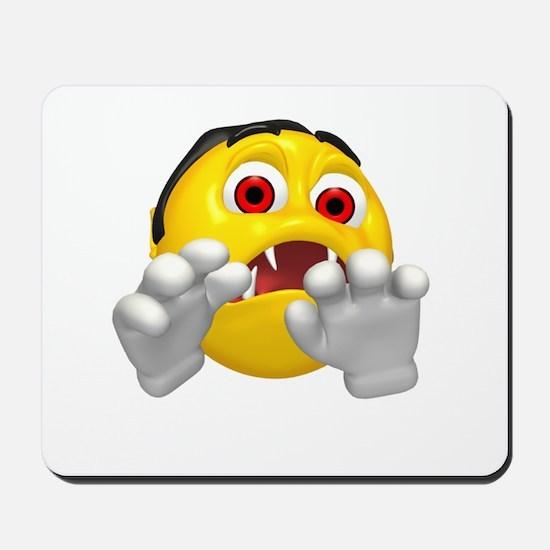 Backing Away Vampire Mousepad