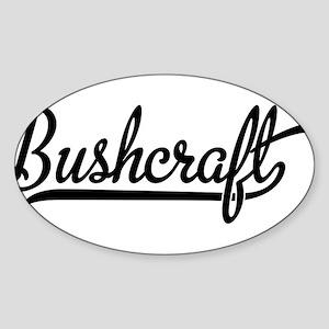 Bushcraft Sticker