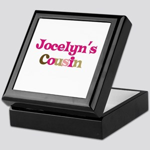 Jocelyn's Cousin Keepsake Box