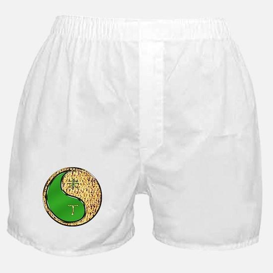 Fire Goat Boxer Shorts