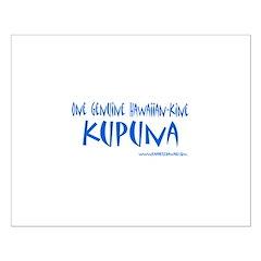 Genuine Kupuna Posters