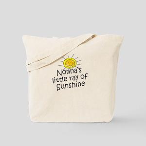 Nonna's Sunshine Tote Bag