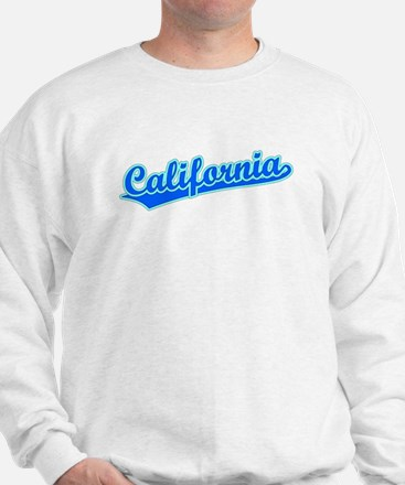Retro California (Blue) Sweatshirt