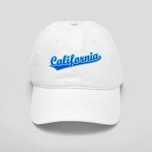 Retro California (Blue) Cap