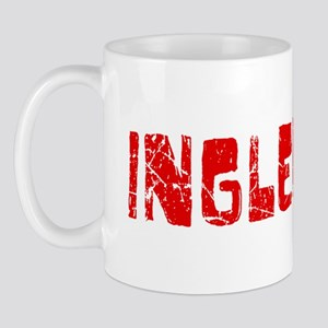 Inglewood Faded (Red) Mug