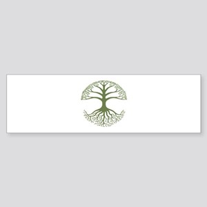 Deeply Rooted Bumper Sticker
