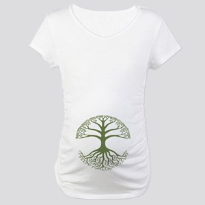 Deeply Rooted Maternity T-Shirt