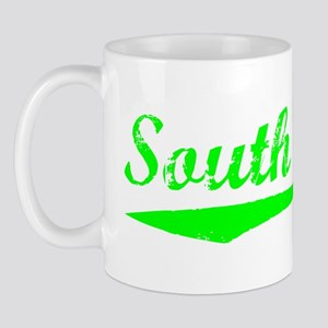 Vintage South River (Green) Mug