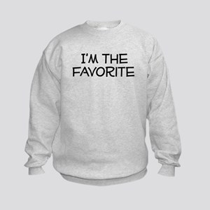 I'm the Favorite Kids Sweatshirt