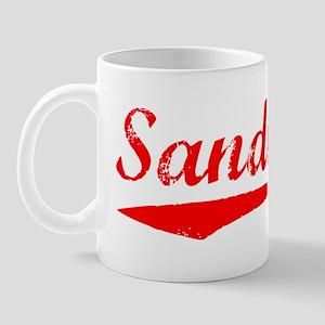 Vintage Sandusky (Red) Mug