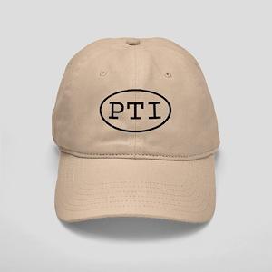 PTI Oval Cap