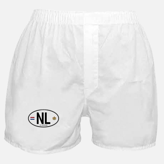 Netherlands Intl Oval Boxer Shorts