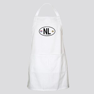 Netherlands Intl Oval BBQ Apron