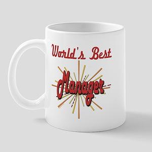 Starburst Manager Mug